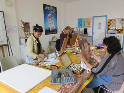 cours de peintures marsanne (26740)