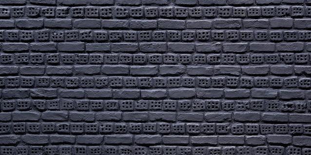 Ladrillo Perforado Anthracite