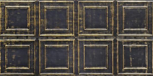 Plafont Noir D'or