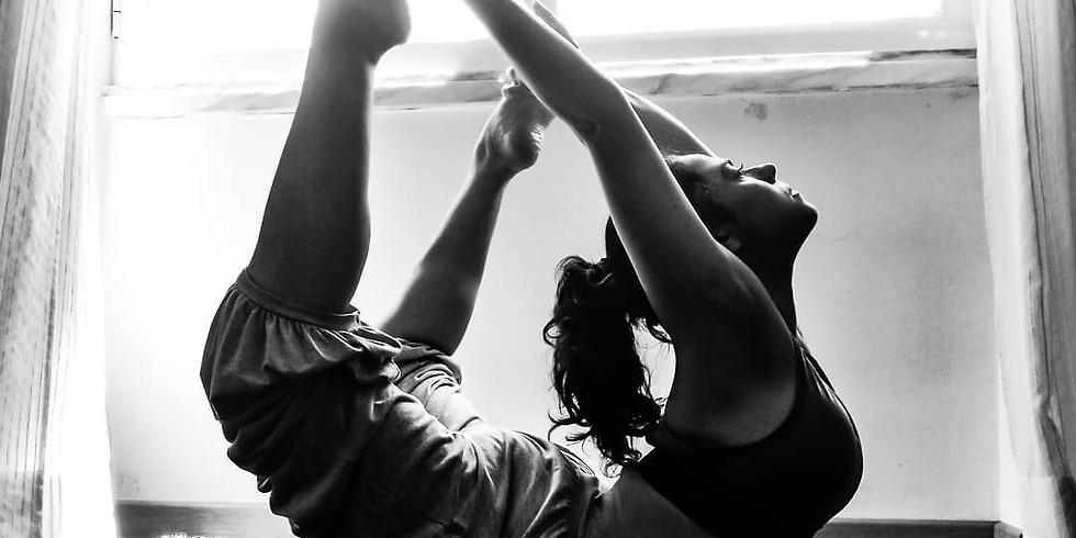 Flexibilidade e alongamento - Mariana Romão