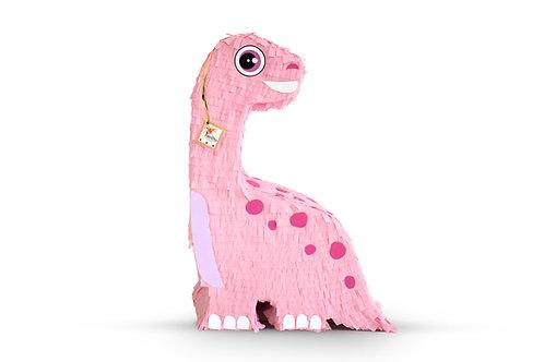 "Dino Brachiosaurus Piñata ""Rosa"""