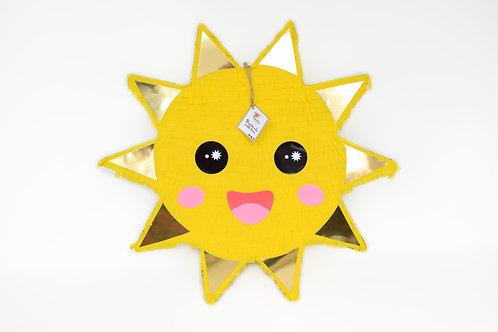 Sonne-Piñata