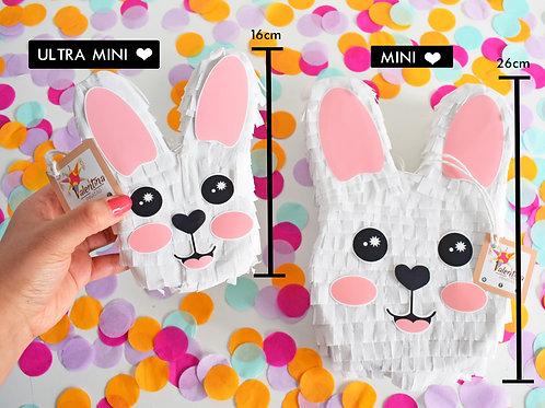 Ultra Mini Bunny Piñata / Hase Pinata / Osterhase  Pinata