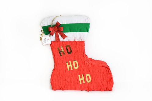 Weihnachtsstiefel / Christmas Boot Piñata
