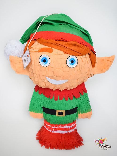 Weihnachtswichtel-Piñata