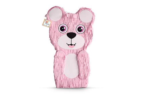 Rosa Bär Piñata