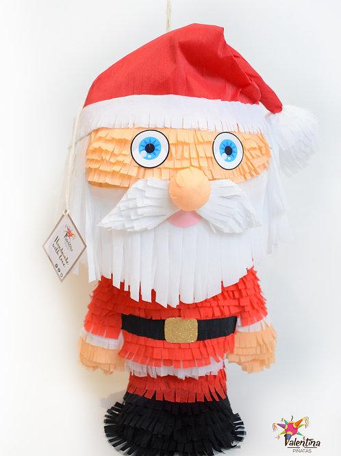 Weihnachtsmann-Piñata