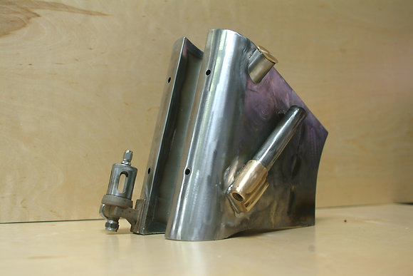 Oil tank (Without sight glass)