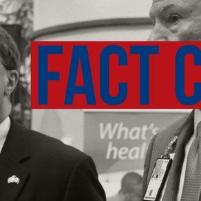Fact Check: Sec. Wilkie's IMPROVE Claims
