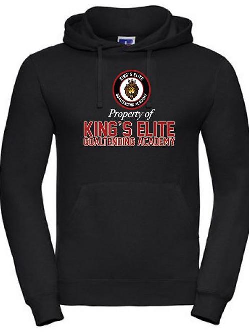 King's Elite Goaltending Academy Casual Hoodie
