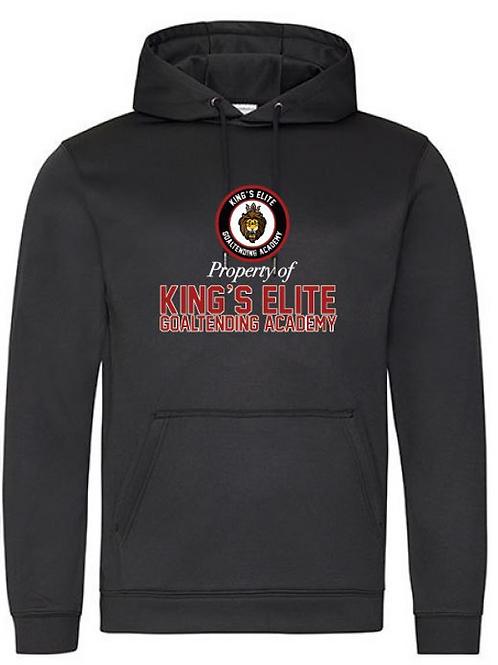 King's Elite Goaltending Academy Sports Hoodie