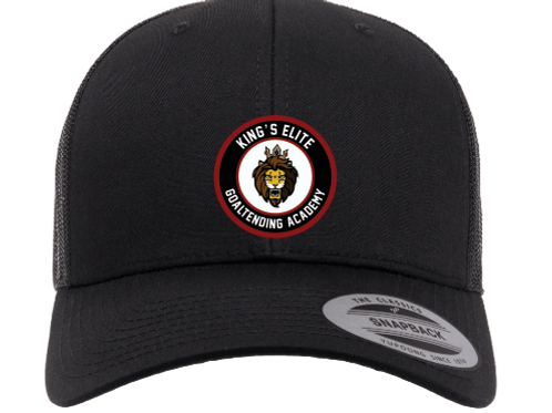 King's Elite Goaltending Academy Hat