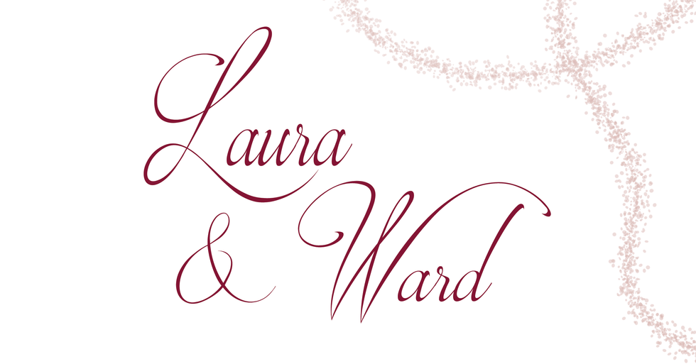 Laura and Ward