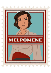 Melpomene - The Muse of Drama and Theatre