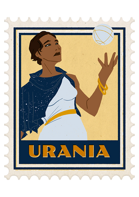 Urania - The Muse of Philosophy and Science
