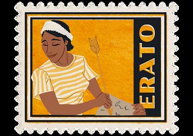 Erato - The Muse of Love and Romanticism