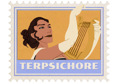 Terpsichore - The Muse of Arts and Dance