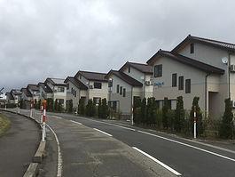 村上市学生アパート