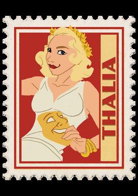Thalia - The Muse of Comic Drama