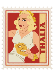 Thalia - The Muse of Comic Drama