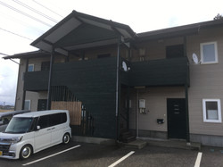 新潟県村上市アパート