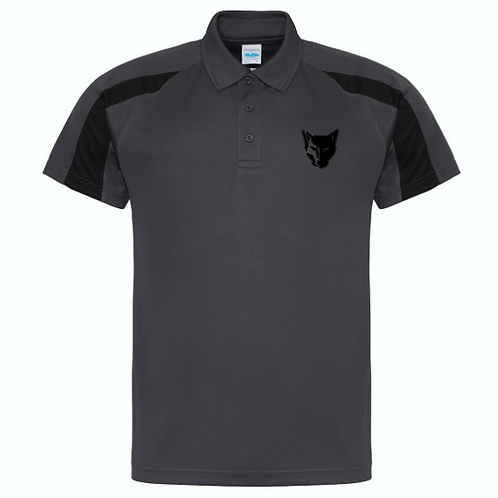 WOLFBRAND Performance Polo Shirt
