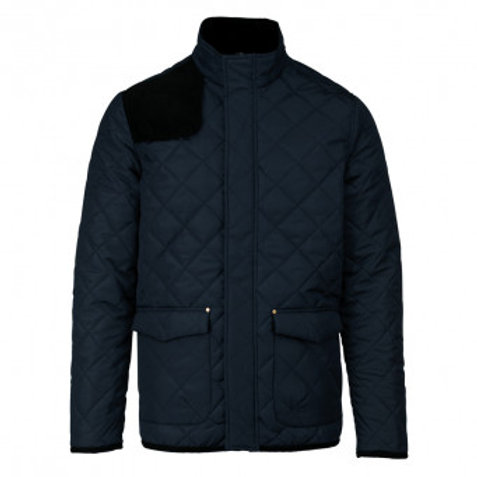 Wolf Brand Executive Quilted Flight Jacket