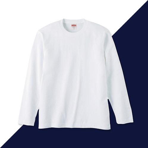 5.6オンス ロングスリーブ Tシャツ