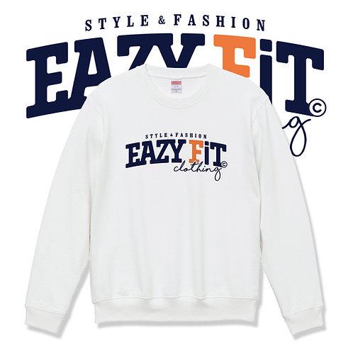 EAZYFiTロゴ スウェット