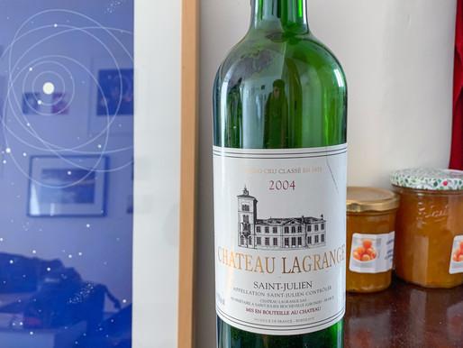 On boit un coup ? Château Lagrange 2004