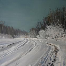 Hoarfrost & Snow