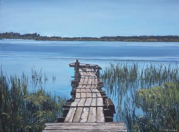 North Sask Lake