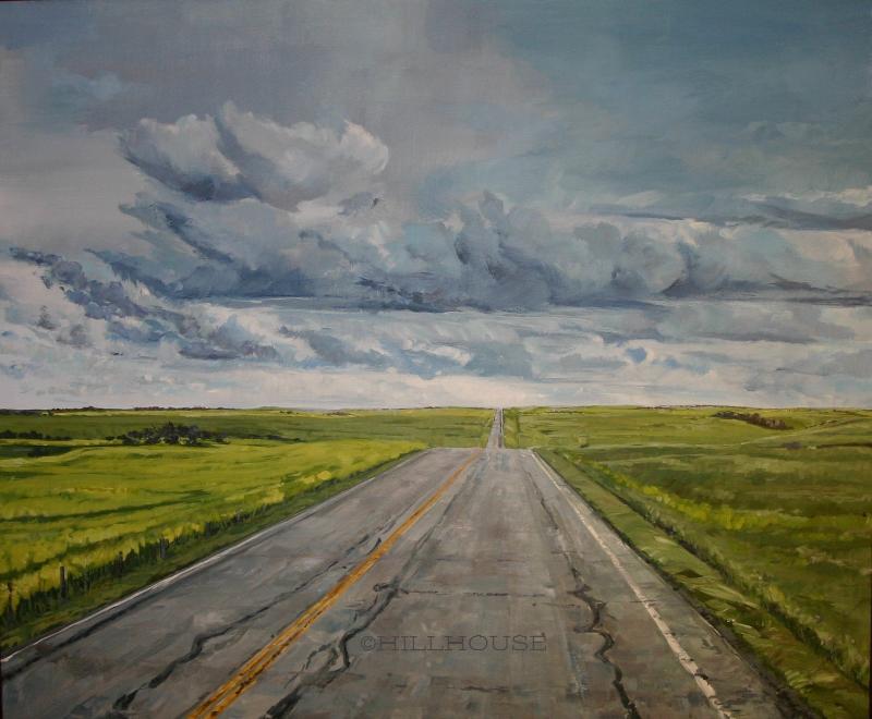 Open Road I