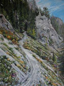 avalanche ridge