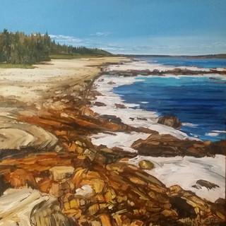 Nova Scotia Coastline SOLD