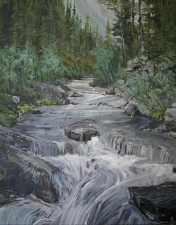 Ribbon Lake Creek