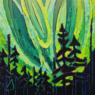 Inuvik Northern Lights SOLD