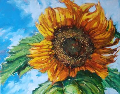 Ella's Sunflower