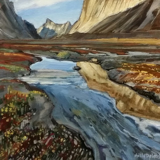 Auyuittuq National Park SOLD