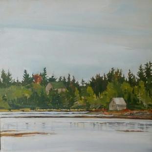 Nova Scotia Harbour SOLD
