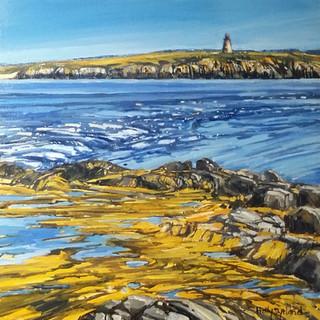 Nova Scotia Lighthouse SOLD