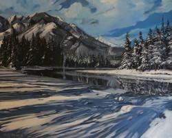 Banff Winter