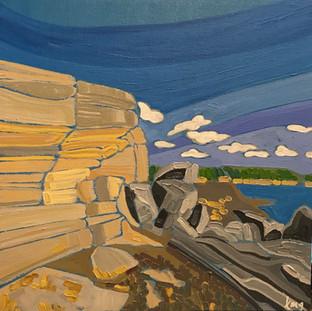 Johansen's Bay, Victoria Island SOLD