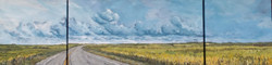 Open Road Triptych