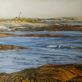 Peggy's Cove II SOLD