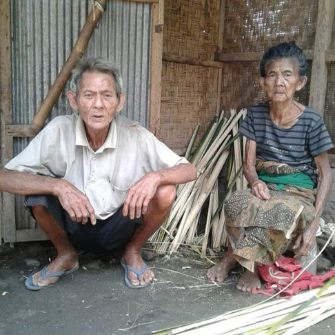 Donation project: help Balinese families in need!