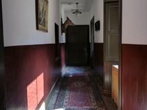 kitchen wing corridor