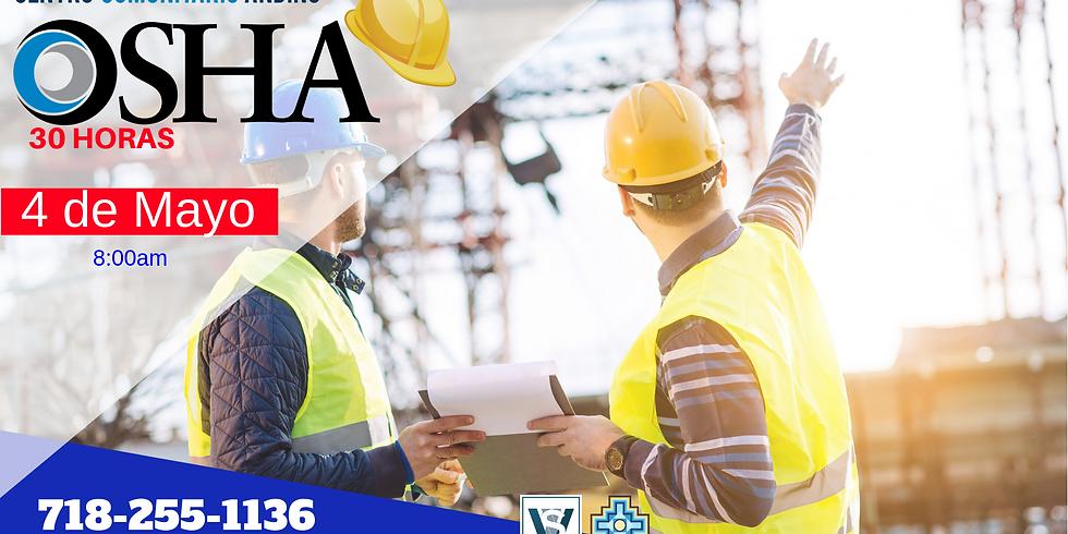 OSHA 30 Horas  Fin de Semana