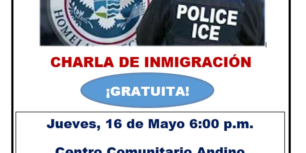 Charal de Inmigracion Gratuita
