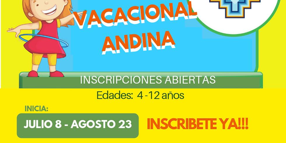 Colonia Vacacional Andina